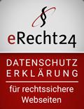 eRecht 24 Siegel